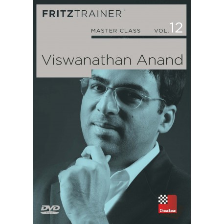 DVD Master class Vol. 12. - Viswanathan Anand