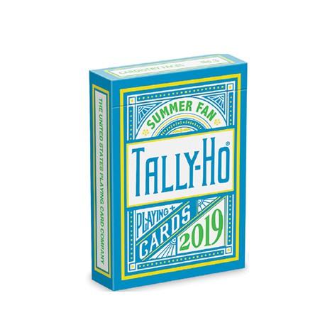 Cartes à jouer Tally Ho - Summer Spécial Edition