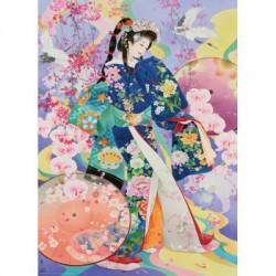 Puzzle 1000 pièces - Seika de Haruto Morita