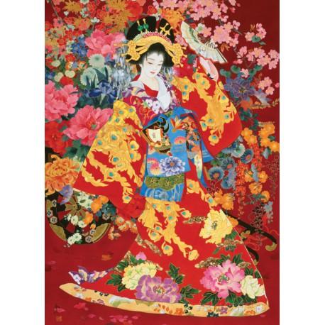Puzzle 1000 pièces - Agemaki de Haruyo Morita