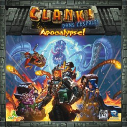 Clank! Dans L'espace! - Extension Apocalypse