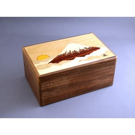Boite à secret 5 Sun 21 Steps Hinode Fuji