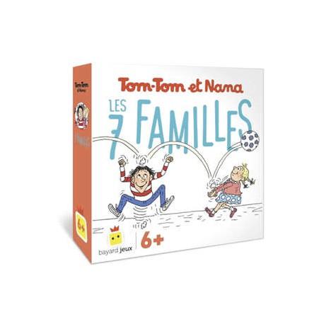 Tom-Tom et Nana - Les 7 familles