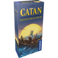 Catan - Pirates et Découvreurs 5/6 joueurs