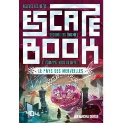 Escape Book - Le pays des merveilles