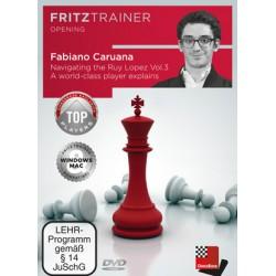 DVD Caruana - Navigating the Ruy Lopez Volume 2