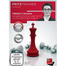 DVD Caruana - Navigating the Ruy Lopez Volume 3