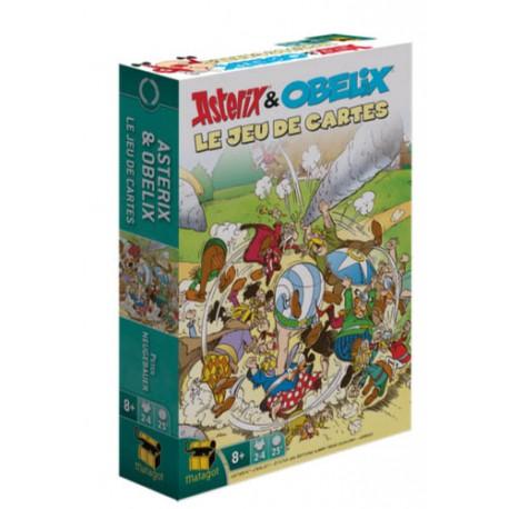 Asterix & Obélix - Le jeu de cartes Mau Mau