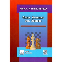 Kalinichenko - Chess Openings for Juniors