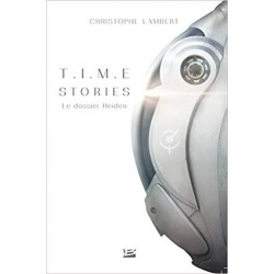 Time Stories: Le Dossier d'Haiden (livre)