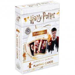 Cartes à jouer World of Harry Potter
