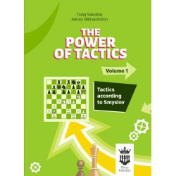 Sakelsek & Mikhalchishin - The Power of Tactics - Volume 1