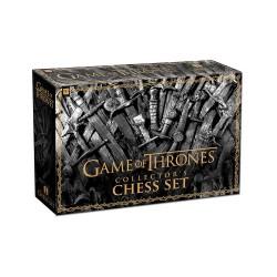 Echecs Game of Thrones Collector - Trône de Fer