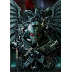 Puzzle 500 pièces - Warhammer 40.000