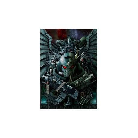 Puzzle 500 pièces - Warhammer 40.000