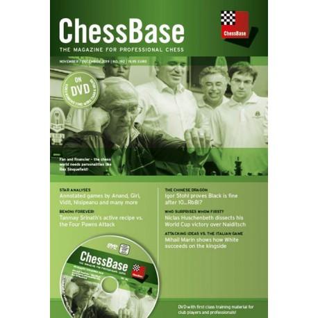 ChessBase Magazine 191