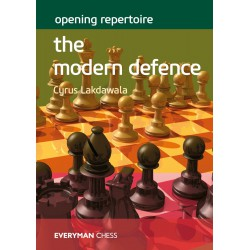 Lakdawala - Opening Repertoire: The Modern Defence