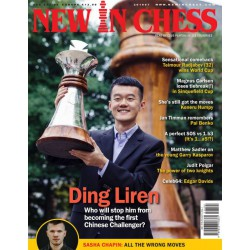 New In Chess Magazine n° 6 - 2019