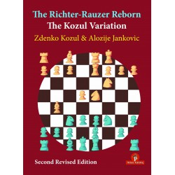 Z.Kozul & A.Jankovic – The Richter Rauzer Reborn, The Kozul Variation