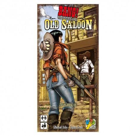 Bang! Jeu de dés extension Old Saloon