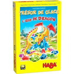 Trésor de Glace: L'Oeuf de Dragon