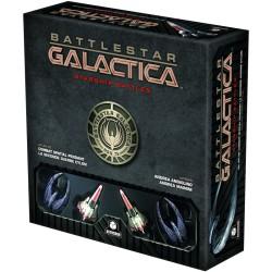 Battlestar Galactica Starship Battle