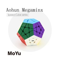 Cube Megaminx Stickerless - Moyu