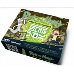 Escape Box Rick and Morty