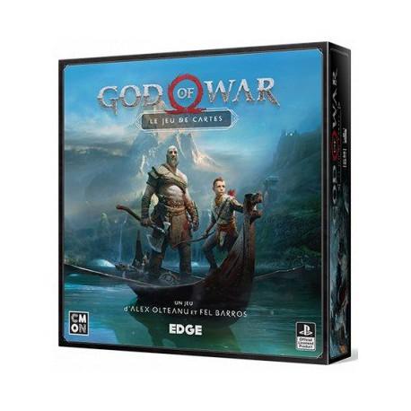 God of War - Le Jeu de Cartes