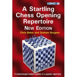 Baker & Burgess - Startling chess opening repertoire New Edition