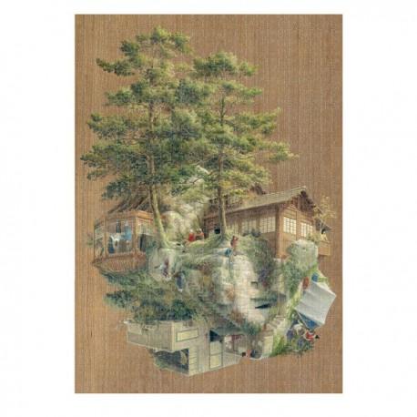 Puzzle 1000 pièces - Japanese Rock - My Little World
