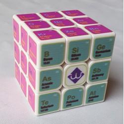 Cube 3x3 Formules de Chimie