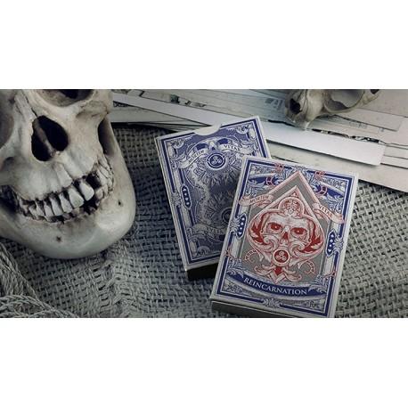 Cartes à jouer Reincarnation