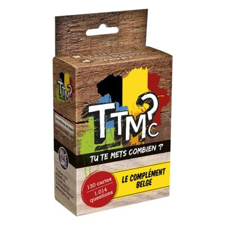 TTMC-Tu Te Mets Combien? Extension Le Complément Belge