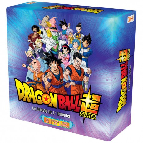 Dragon Ball Z super - La survie de l'univers