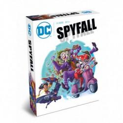 DC Comics - Spyfall