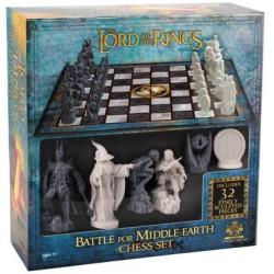 Jeu d'échecs Seigneur des Anneaux - Edition Collector