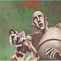 Puzzle 500 pièces Queen - News of the World