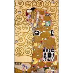 Puzzle 1000 pièces - Gustave Klimt, L'accomplissement