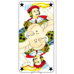 Tarot à jouer Indiscret