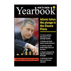 New In Chess Yearbook 132 (Hard cover)