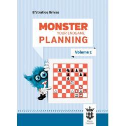 Grivas - Monster your endgame planning volume 2