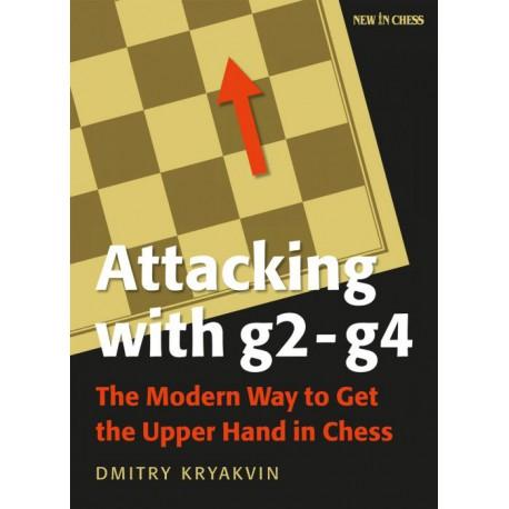 Kryakvin - Attacking with g2-g4