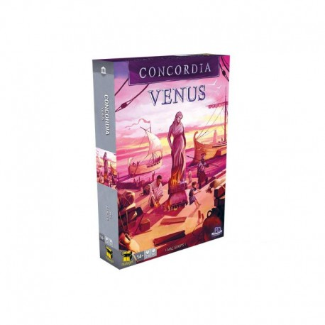 Concordia Vénus (Stand alone)
