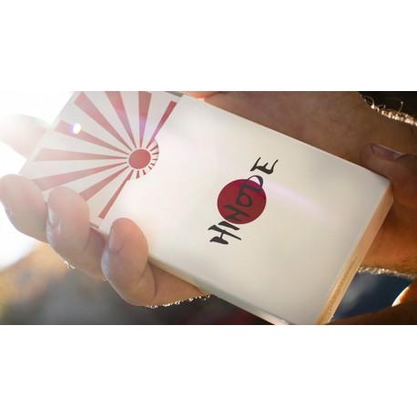 Cartes à jouer Hinode Collector