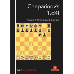 Cheparinov - Cheparinov's 1. d4! - Volume 1: King's Indian and Grünfeld