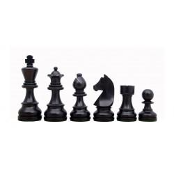 Pièces d'Echecs Standard Black - Taille 5