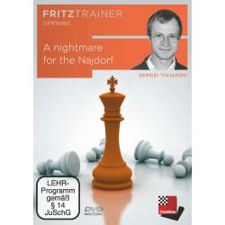 DVD Tiviakov - A nightmare for the Najdorf
