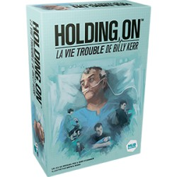 Holding On: Trouble life of Billy Kerr