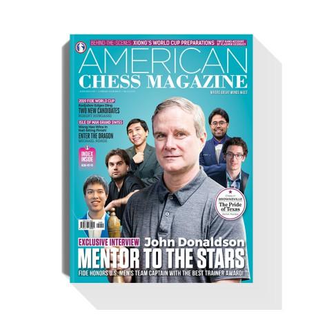 American Chess Magazine n° 13